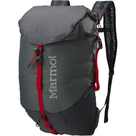 Marmot Kompressor Cinder/Team Red